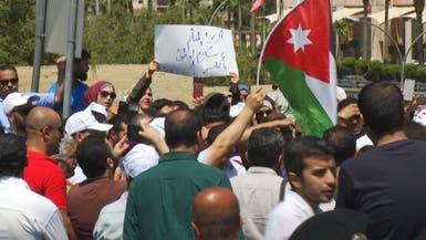 """غضب المعلمين يتفاقم في الأردن.. والرزاز """"يقلب الطاولة"""""""