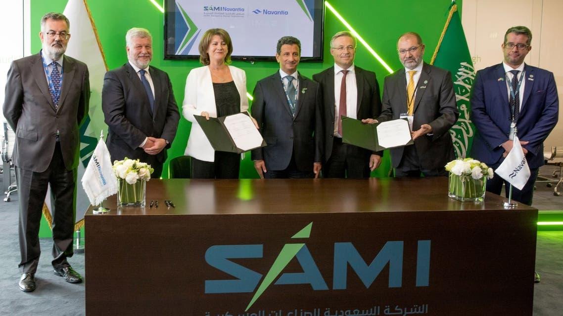 توقيع العقد المشترك بين الشركتين