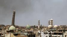 شاهد.. جامع النوري ينفض غبار داعش وصوت البغدادي