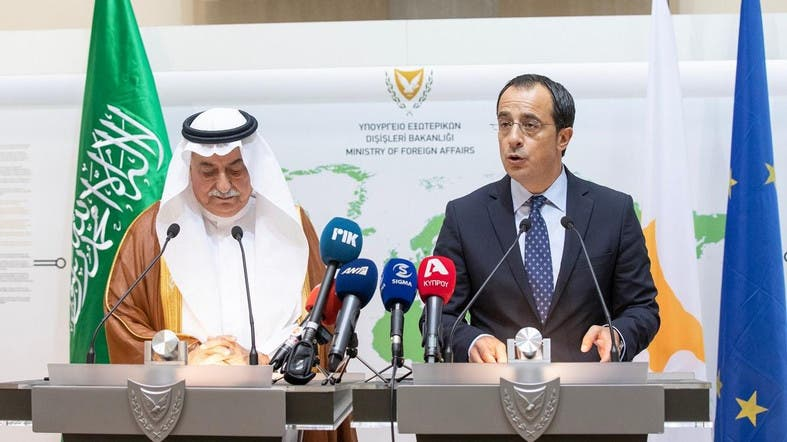 Saudi Arabia, Cyprus agree to bolster relations on all fronts