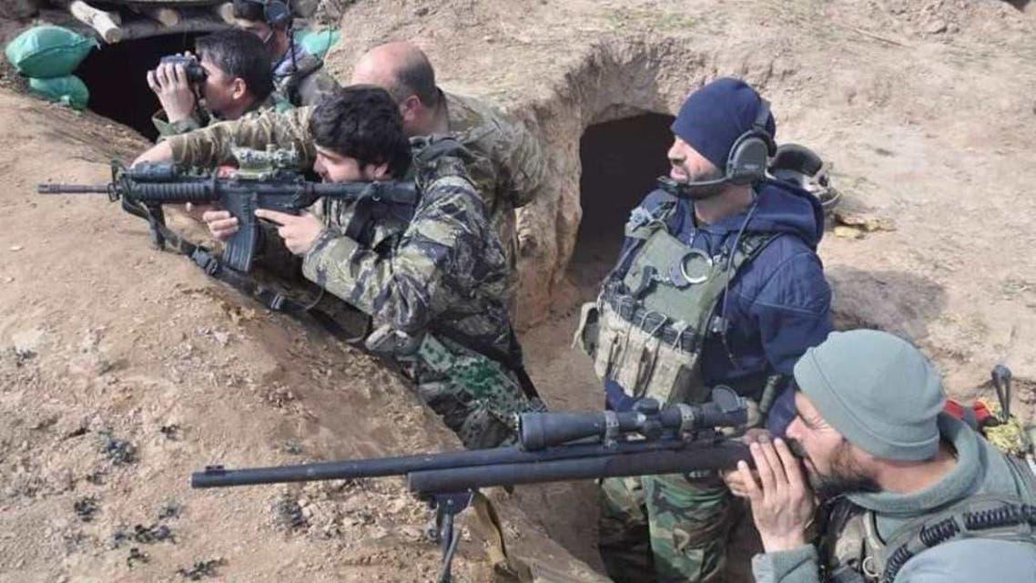 نیروهای دفاعی و امنیتی افغان دو ولسوالی دیگر بدخشان را از کنترل طالبان آزاد کردند