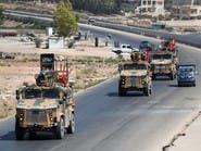 تعزيزات عسكرية تركية إلى ريفي إدلب ومعرة النعمان