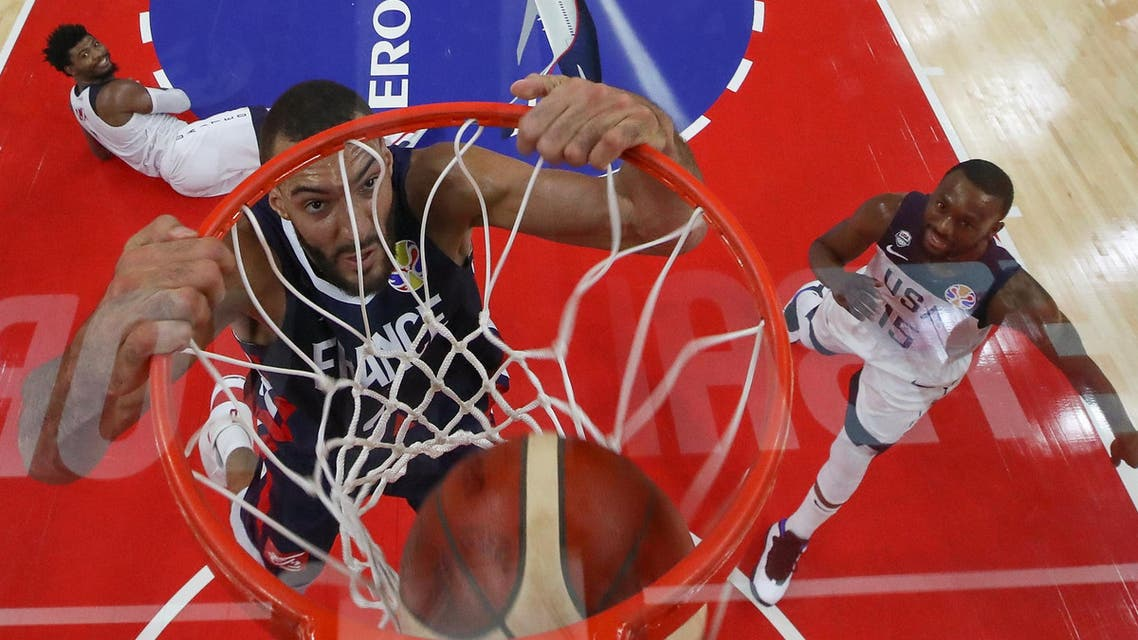 France v USA Basketball World Cup 2019 QF - Reuters