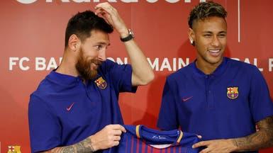 ميسي: تمنيت عودة نيمار.. ولن أغادر برشلونة
