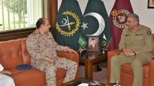 سعودی وزیر دفاع کے مشیر کی جنرل باجوہ سے ملاقات