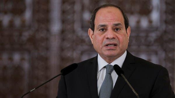 السيسي: ندين فرض أمر واقع جديد في سوريا