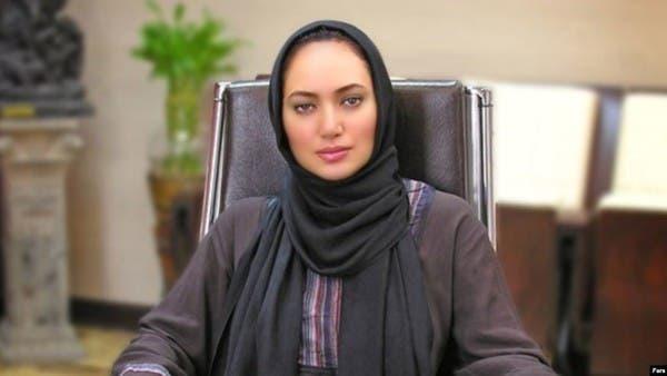 """مذكرة اعتقال لممثلة إيرانية شهيرة بسبب تعاطفها مع """"الفتاة الزرقاء"""""""