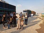 العراق.. طوابير من العوائل العالقة دون مأوى جنوب الموصل