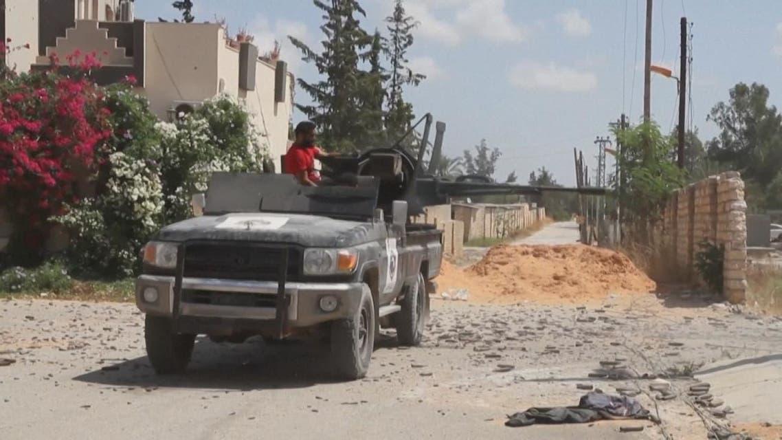الجيش الليبي يسقط 3 طائرات تركية مسيرة جنوب البلاد