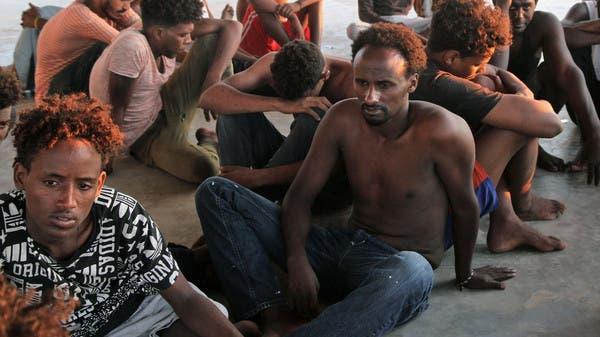 أطباء بلا حدود: ميليشيا في غرب طرابلس تحتجز 60 مهاجراً