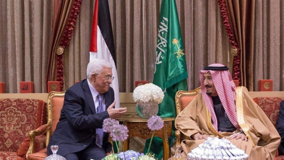 Palestine and KSA