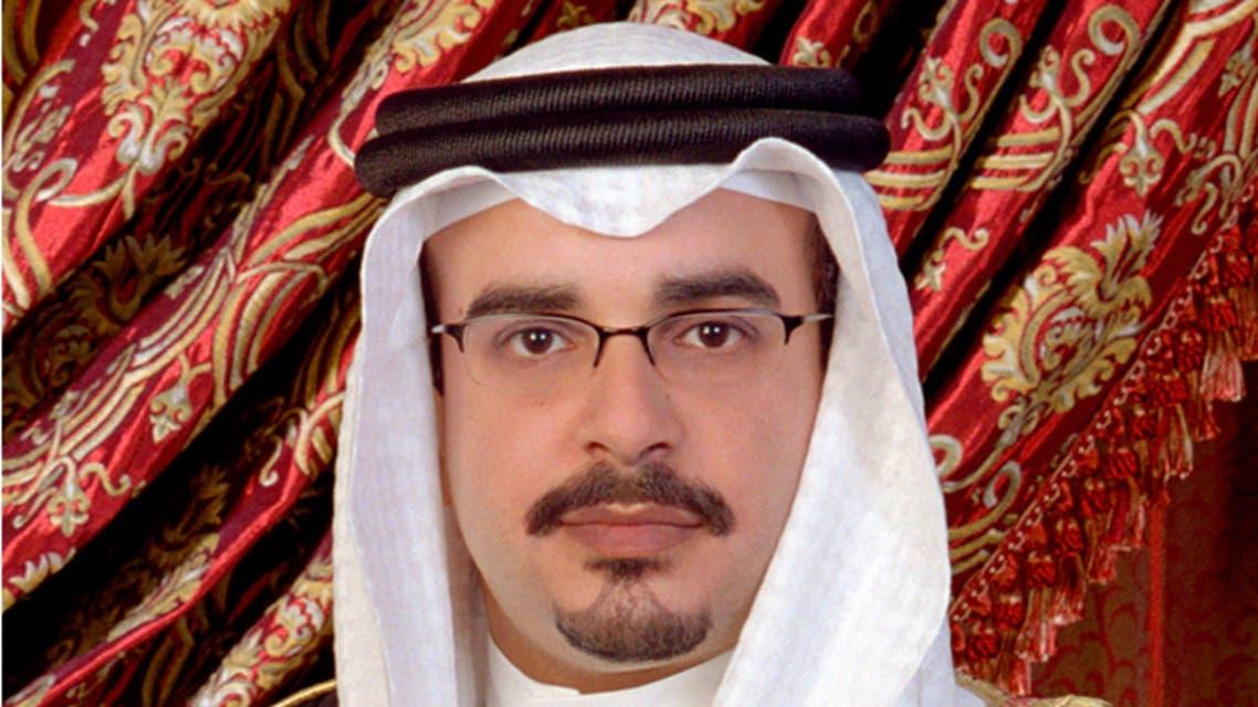 ولي العهد البحريني الأمير سلمان بن حمد