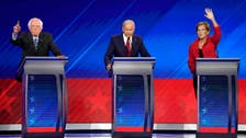 Democratic candidates trade fiery exchanges over costs of US health care