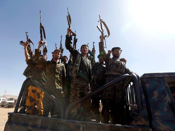 مسؤول عسكري يمني: لغة المدافع هي ما تفهمه ميليشيات الحوثي