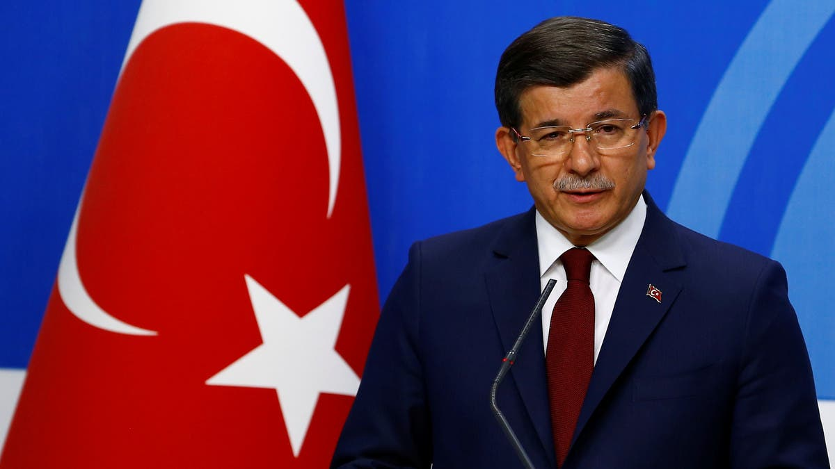 أردوغان يُلمح لإغلاق حزب كردي.. وداوود أوغلو يتهمه بالتبعية