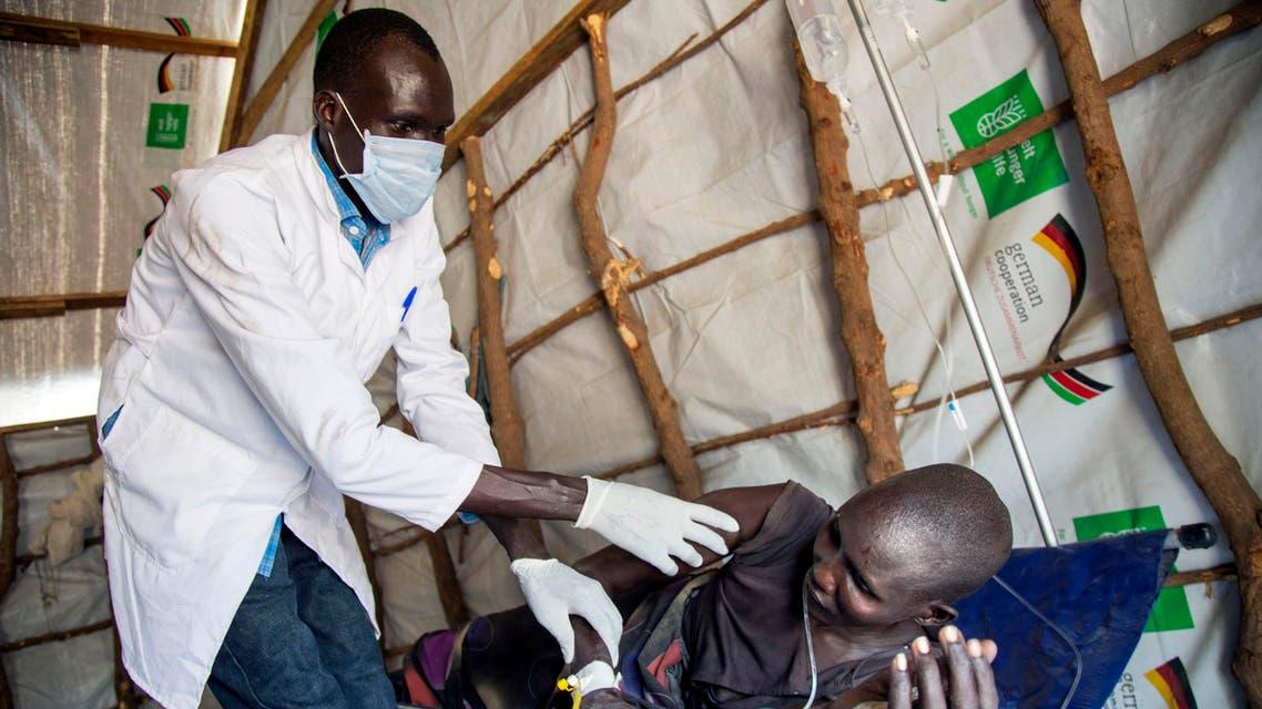 cholera sudan (AFP)