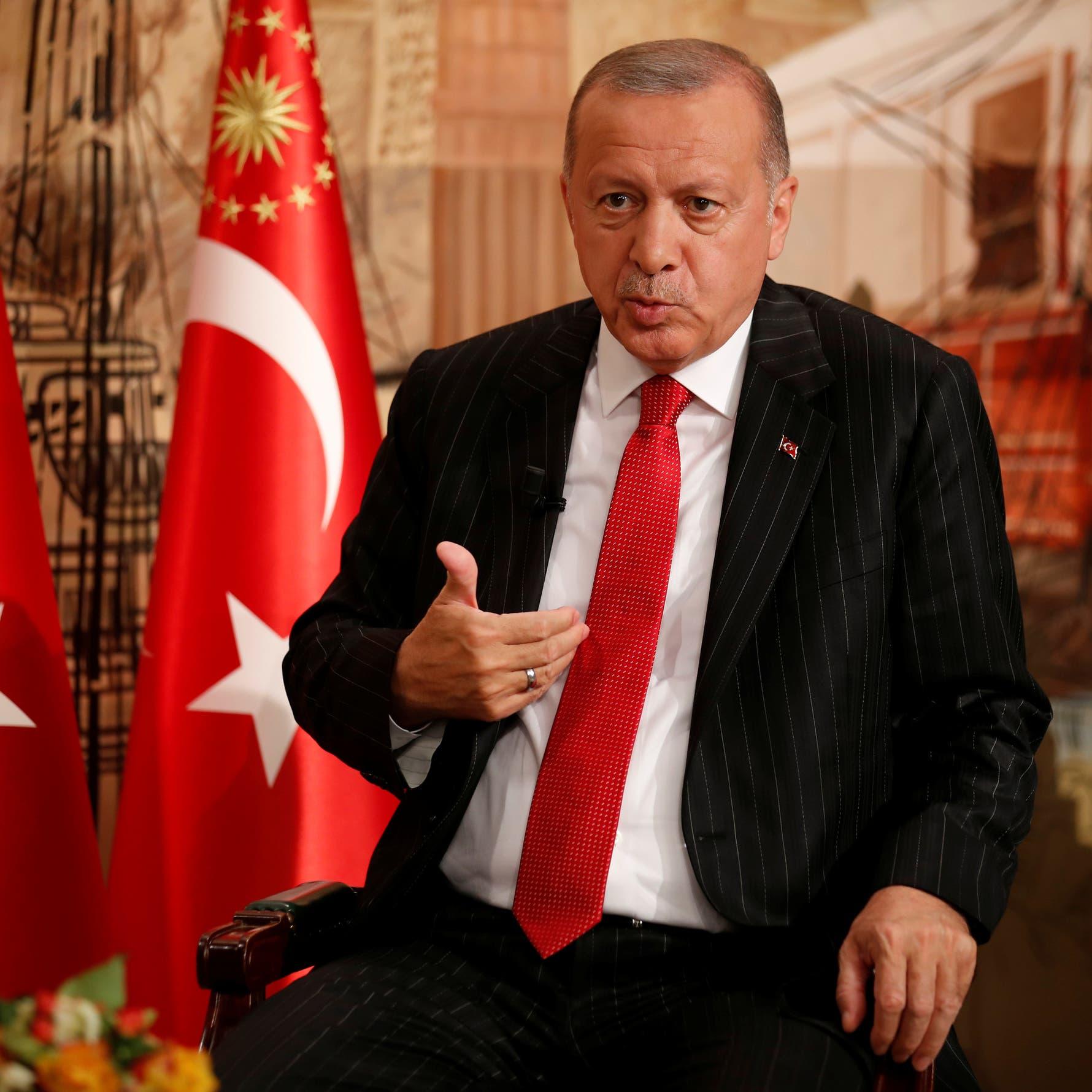 عضو بالكونغرس لأردوغان: هزيمتك بالانتخابات وراء غزو سوريا