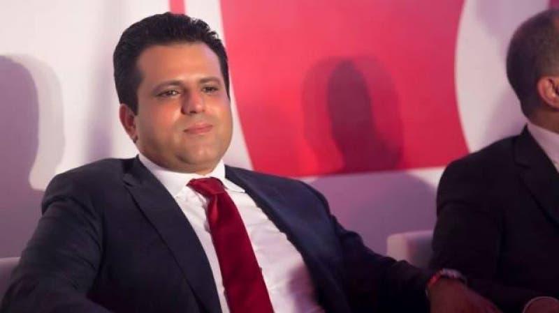 رئيس حركة أمل تونس سليم الرياحي