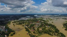 Thailand's northeast flooded after tropical storm