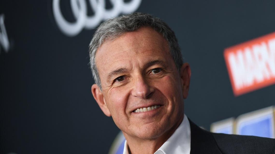 "The Walt Disney Company CEO, Robert Iger arrives for the World premiere of Marvel Studios' ""Avengers: Endgame"" at the Los Angeles Convention Center on April 22, 2019 in Los Angeles. VALERIE MACON / AFP"
