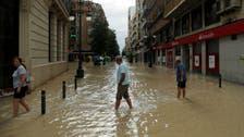 مقتل 5 وإجلاء الآلاف جراء الفيضانات في إسبانيا