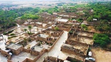 بين النخيل والماء.. قرية سعودية تحمل تاريخ 9 آلاف عام