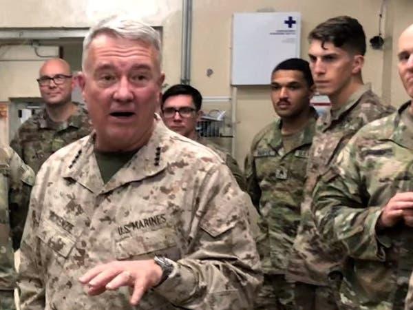 القيادة المركزية الأميركية: لا نية لزيادة القوات بسوريا