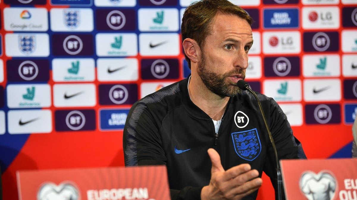 ساوثغيتيستدعي 29 لاعباً لقائمة منتخب إنجلترا