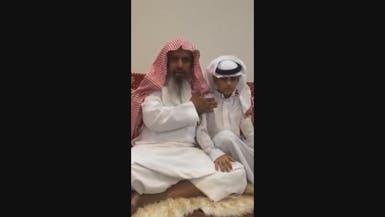فيديو يجمع عم الطفل السعودي المخنوق بقاتله وهذا ما جرى