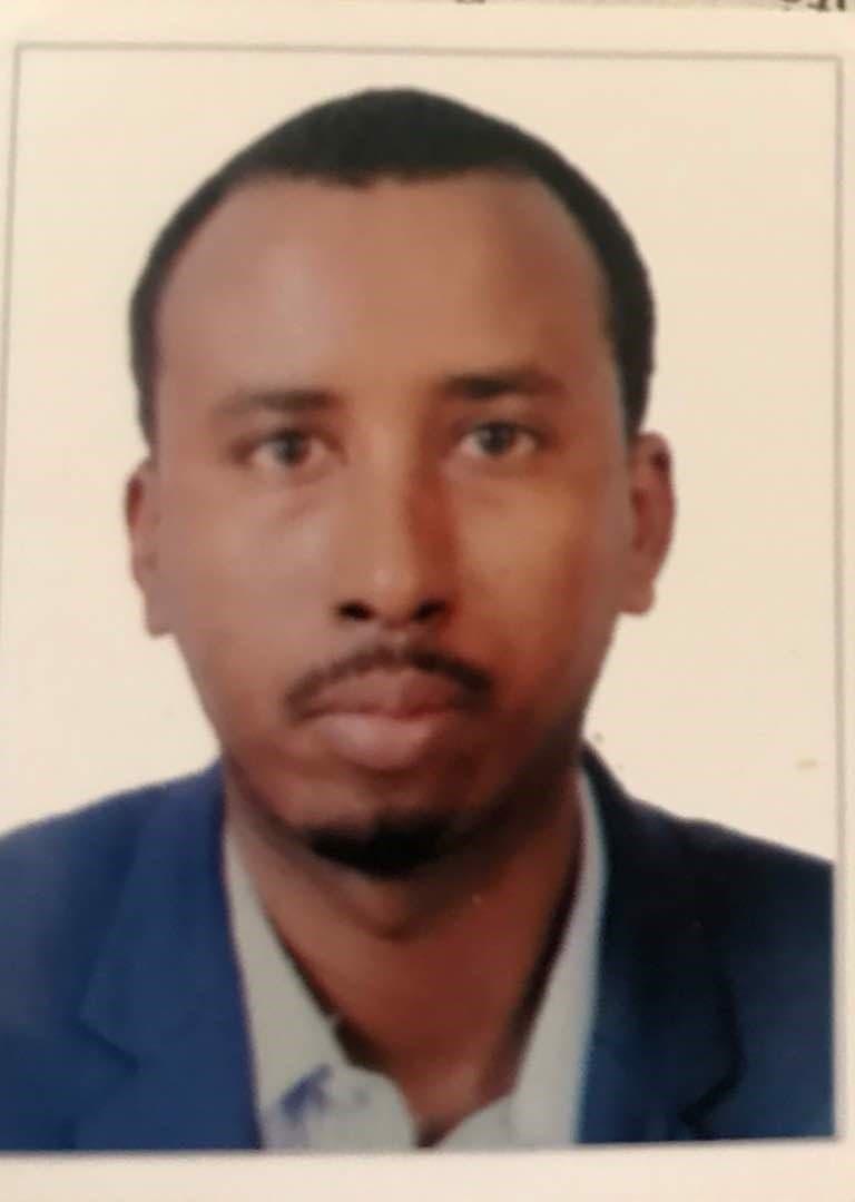 الجنرال عبدالله عبدالله، نائب رئيس جهاز المخابرات الصومالي