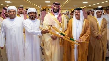 الأمير محمد بن سلمان يرعى ختام مهرجان ولي العهد للهجن في نسخته الثانية
