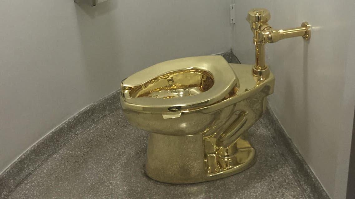 «توالت آمریکا» از محل تولد چرچیل در بریتانیا دزدیده شد