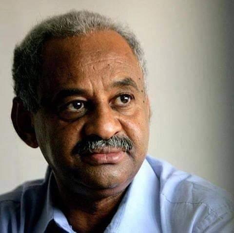 الناطق الرسمي باسم الحكومة السودانية وزير الاعلام فيصل محمد صالح