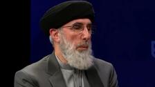 حکمتیار: بحران افغانستان با طرح واضح حل خواهد شد