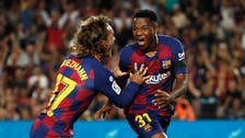 Teenage sensation Fati leads Barca thrashing of Valencia