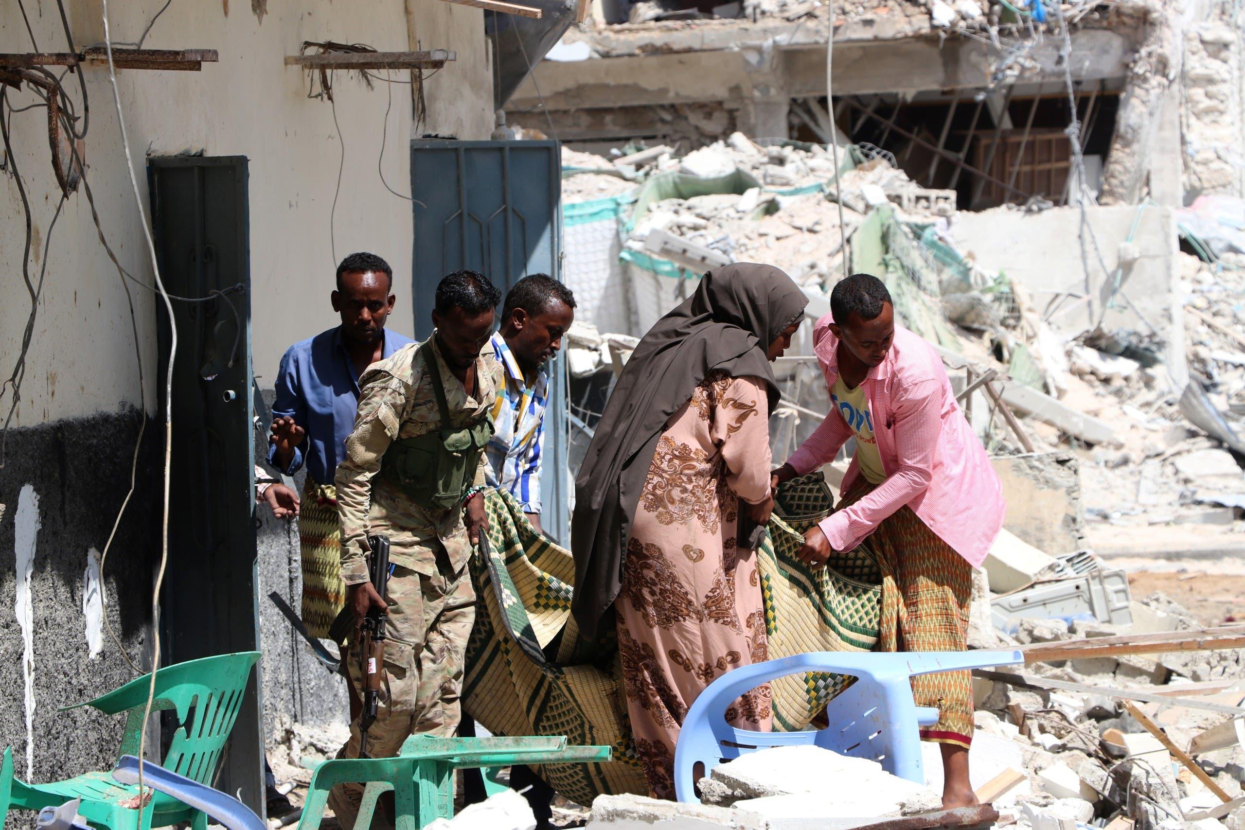 تفجيرات في الصومال(أرشيفية- فرانس برس