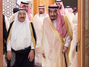 أمير الكويت يستنكر هجوم أرامكو في اتصال مع الملك سلمان