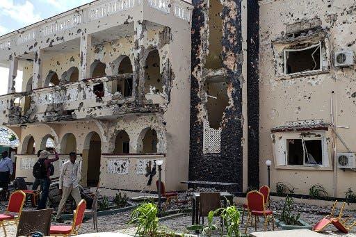 تفجيرات في الصومال (أرشيفية - فرانس برس)