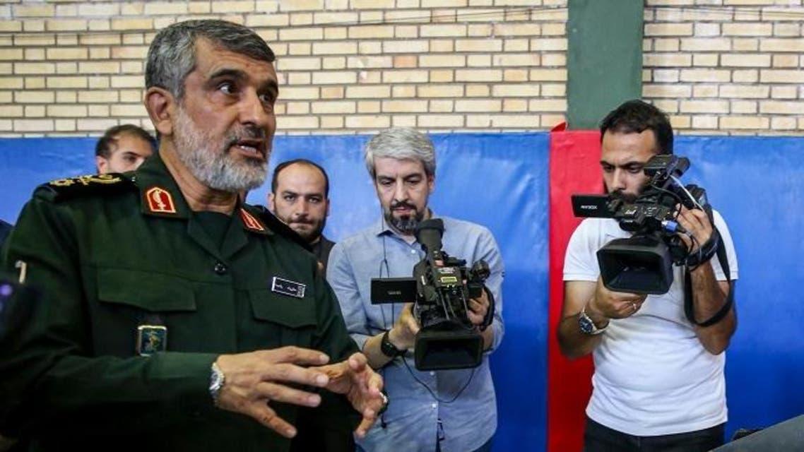 Hajizadeh. (AFP)