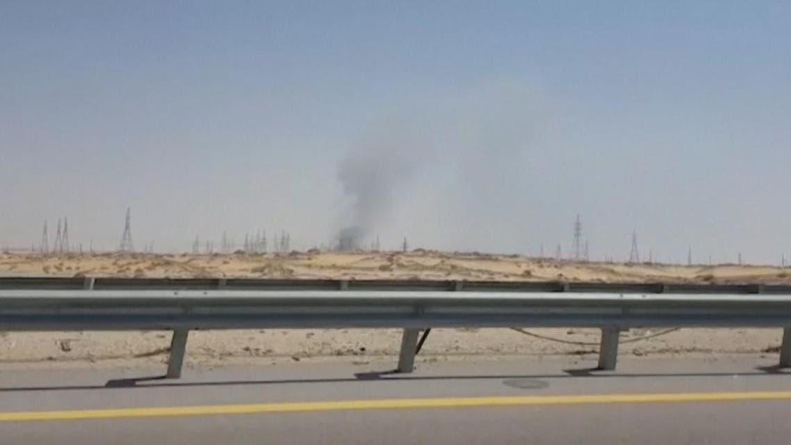THUMBNAIL_ الحوثيون تبنوا الهجوم على معملي النفط التابعين لأرامكو