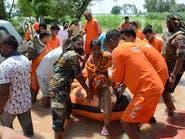 12 قتيلاً و25 مفقوداً في حادث انقلاب قارب جنوب الهند
