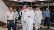 Saudi Arabia's Energy Minister inspects Saudi Aramco facilities in Abqaiq