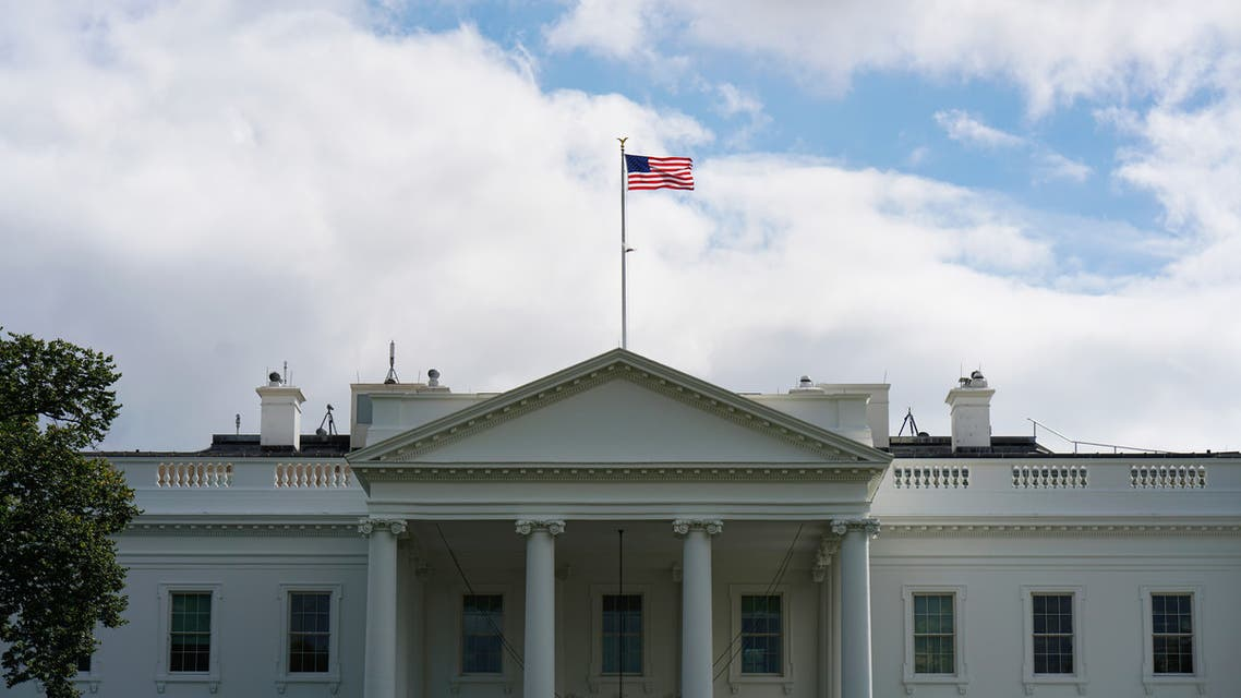 (FILES) In this file photo taken on September 16, 2018, shows the White House in Washington, DC. Israel set up scanners to intercept cellphone communications in the area around the White House, according to a report on September 12, 2019, which was denied by the Jewish state. Politico reported that US officials believe Israelis were most likely the ones who set up several so-called stingray scanners, which mimic cellphone towers to intercept nearby calls and text messages, that were discovered in downtown Washington in 2017. Several former national security officials told Politico that forensic analysis by the FBI and other agencies of the devices tied them to Israeli agents.