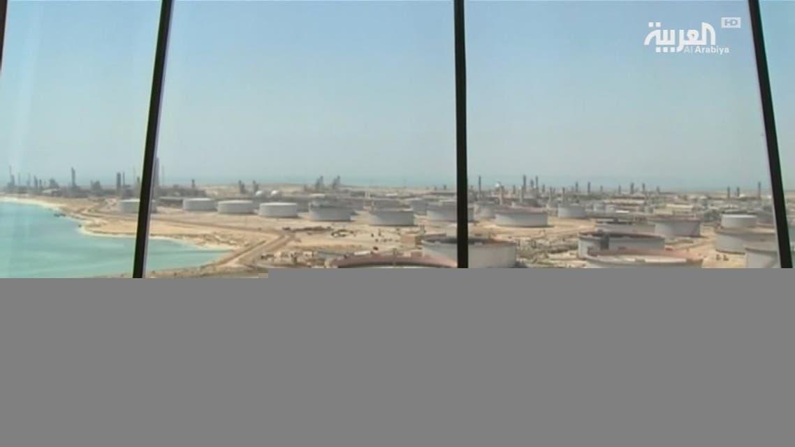 3 مواقع تخرين نفطية للسعودية في روتردام وأوكيناوا وسيدي كرير
