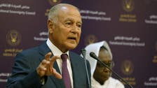 أبو الغيط يعد ببذل جهود لإعفاء السودان من ديونه