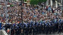 Algerians protest against planned presidential vote