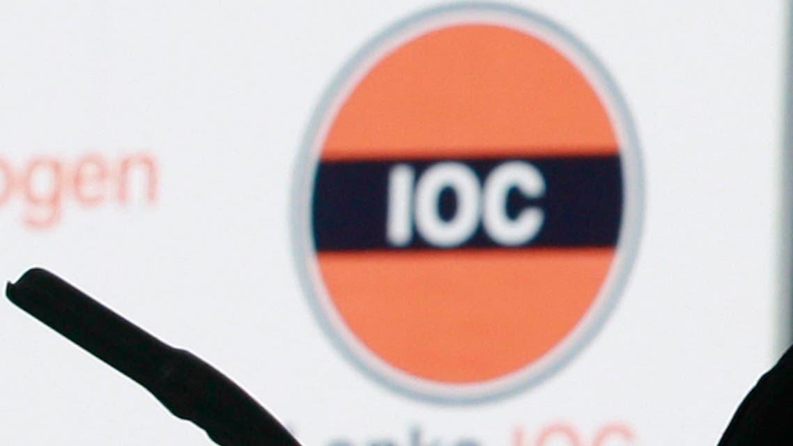 Indian Oil Corp IOC petrol aramco holder - Reuters