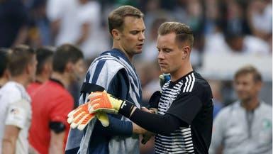 شتيغن يرد على نوير.. ويشعل أزمة في المنتخب الألماني