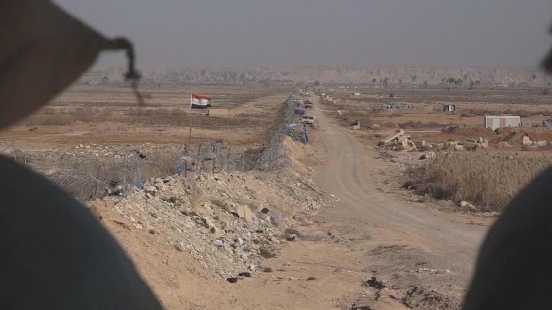 عراق و شام سرحد