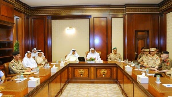 وزير خارجية الكويت للقوات المسلحة: استعدوا لمواجهة أي خطر
